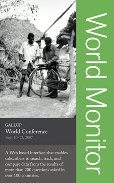 Gallup World Conference